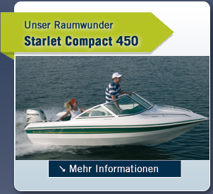 Unser Raumwunder- Starlet Compact 450